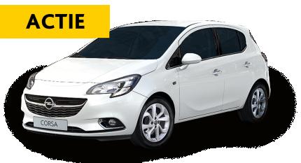 Opel Corsa voordeelactie