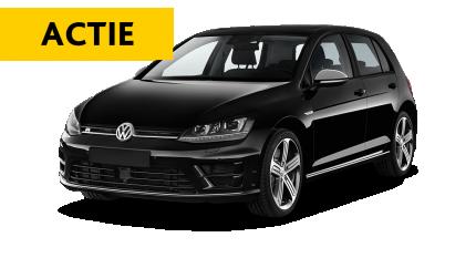 Volkswagen Golf voordeelactie